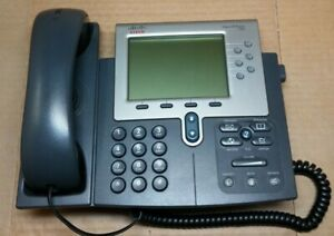 Cisco Ip Phone 7962 Model Cp 7962g With Handsets Lot Of 7