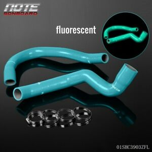 Silicone Coolant Radiator Hose Kit For Jeep Cherokee Xj 4 0 L6 1991 2001 95 96