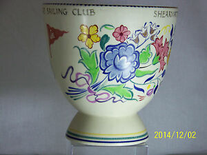 Poole Art Pottery Monumental Sailing Championshiptrophy Vase