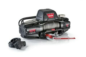 Warn Vr Evo 12 s Winch Ip68 W Wireless Remote For 3 4 And 1 ton Pickups 103255