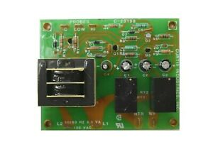 Cleveland C 23198 Water Level Control Board C23198 23198