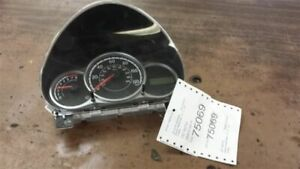 11 12 13 14 Mazda 2 Speedometer Mph W o Outside Temperature Gauge 75919