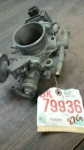 Throttle Body Throttle Valve Assembly Fits 90 93 Festiva 7266