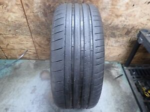 1 245 40 21 96y Michelin Pilot Super Sport Zp Tire 8 5 32 No Repairs 3616
