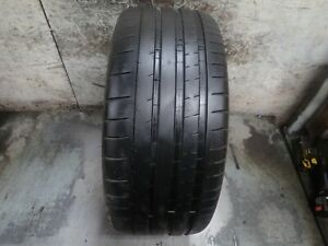 1 245 40 18 93y Michelin Pilot Super Sport Zp Tire 6 32 No Repairs 4615