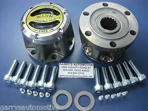 Warn 61385 4wd Manual Locking Hubs Isuzu 87 99 Trooper Ii Rodeo 91 Lockout Axle