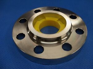 Enlin 3 Stainless Steel Flange A sa182 F304l304 300b16 5 Weld Is3004lrfsofm