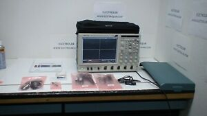 Tektronix Dpo7354c 4 Ch 3 5 Ghz 40 Gs s Digital Oscilloscope Op Asm dja more