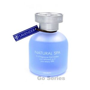 Carmate Natural Spa Car Air Freshener Lavender L22 Fragrance Aromatherapy