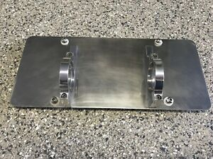 1932 Ford Roadster Front License Plate Bracket