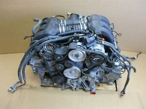 02 Boxster Rwd Porsche 986 Complete Engine 2 7 Motor M96 22 M96 22 68 162