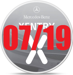 Newest Mercedes Benz Star Diagnostic Das Xentry Openshell Program 07 2019