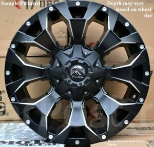 4 New 18 Wheels Rims For 2001 2002 2003 2004 2005 Ford Excursion 2wd 4wd 21002