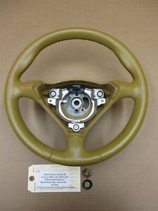 02 Carrera 4s 911 Porsche 996 Coupe 3 Spoke Steering Wheel 99634780454 153 363