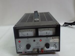 Kikusui Electronics Corp Pac 16 10 Regulated Dc Power Supply 16v b4