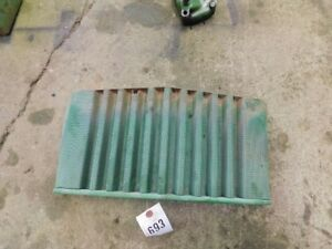 John Deere 4020 Tractor Front Grill Screen Tag 693