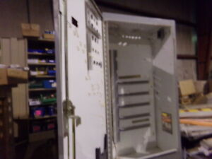 Industrial Electrical Control Enclosure Cabinet 72 X 39 X 19