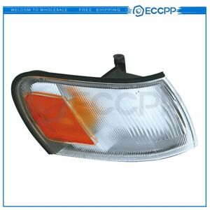 Left 18 1921 00 To2550106 Park Signal Lamps For 1993 1997 Toyota Corolla