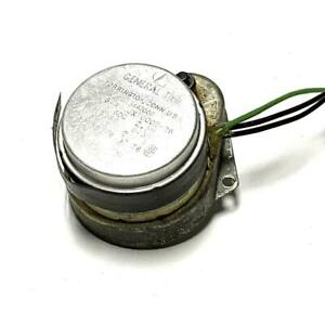 General Time P2064a1 Synchronous Motor 120 Volts 2 5 Watts