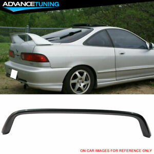 Fits 94 01 Integra Dc2 Type R Trunk Spoiler Oem Painted G71p Isle Green Pearl