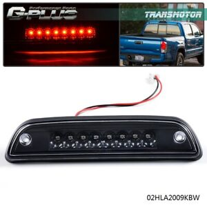 Fit For Toyota Tacoma Rear Third 3rd Brake Led Light Lamp Clear Lens 1995 2017