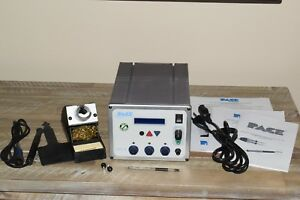 Nice Pace Mbt350 Soldering Desoldering Station W Td100 Tip Stand New Lcd Etc