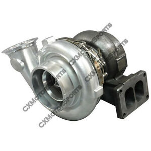 Gt45 Gt45r Stage Iii Ball Bearing 80mm Wheel Turbo Charger T6 Twinscroll 1 28 Ar