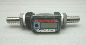 Gpi 01n31gm Electronic Water Meter Great Plains Nylon Flowmeter