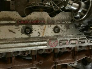1998 1 2 Cummins 5 9 24 Valve Isb Engine