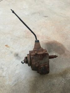 1928 1929 Model Aa Ford Truck Transmission Original
