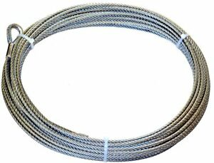 Warn Industries Winch Wire Rope Cable 38312