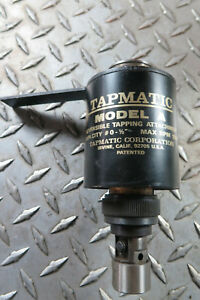 Tapmatic Model A Reversible Tapping Head