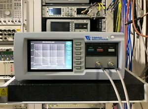 Microsemi Symmetricom Timing solutions 5110a Phase noise Allan deviation Test