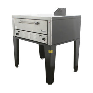Peerless Cw41p Gas Deck type Pizza Bake Oven