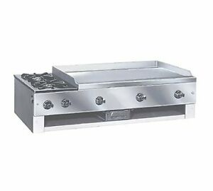 Comstock castle 10t202 Griddle Hotplate Gas Countertop