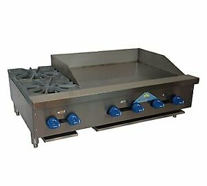 Comstock castle Fhp42 30t Griddle Hotplate Gas Countertop