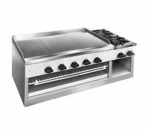 Comstock castle 11201b Griddle Hotplate Gas Countertop