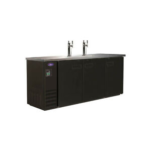 Valpro Commercial Refrigeration Vpbd4 2 Draft Beer Cooler