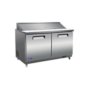 Valpro Commercial Refrigeration Vp60sm Refrigerated Counter Mega Top Sandwich