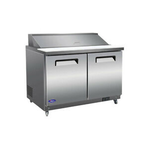 Valpro Commercial Refrigeration Vp48s Refrigerated Counter Sandwich Salad Uni