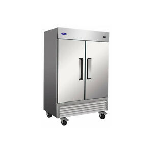 Valpro Commercial Refrigeration Vp2f Freezer Reach in