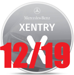 Mercedes Benz Star Diagnostic Das Xentry Passthru J2534 Program 05 2019