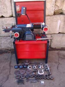 Ammco 4000 Brake Lathe Disc Drum 6950 Twin Facing Cutter And Many Extras 4