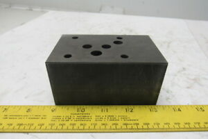 Continental Hydraulics C12s dt 65 g Pilot Operated Check Valve Sandwich Module
