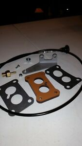 Suzuki Samurai 1 3 Liter To Toyota 3k Carburetor Swap Kit Now With Spacer Ring