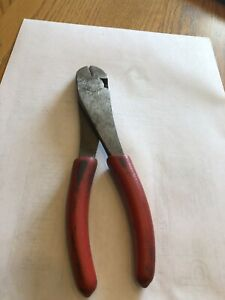Snap On Tools 388acf 8 5 16 High Leverage Diagonal Cutter Pliers Snap On New