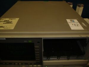 Hp 70004a Display Part Number 3739a05434