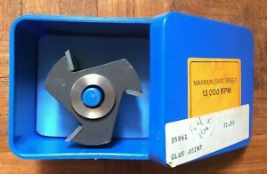 Delta Carbide Tipped Shaper Cutter 3 4 bore With 1 2 Bushing 45 911