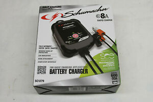 Schumacher Electric 8 Amp Battery Charger Sc1279 New Cr