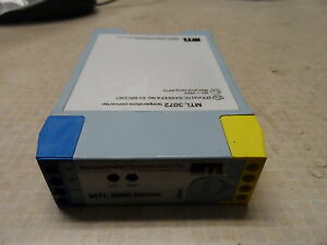 Measurement Technology Temperature Converter Mtl 3072 Used